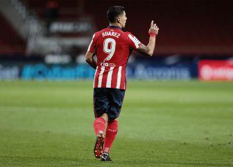 14 jugadores que llevaron el 9 del Atlético de Madrid 1