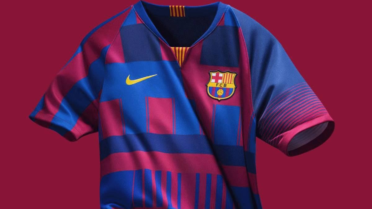 e5c86d1a9c94c Nike lanza la camiseta  edición especial  que el Barcelona negó