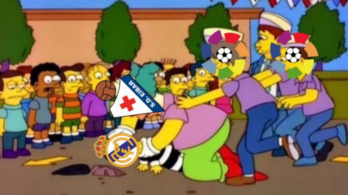 The Best Memes Of Eibar Beating Real Madrid As Com