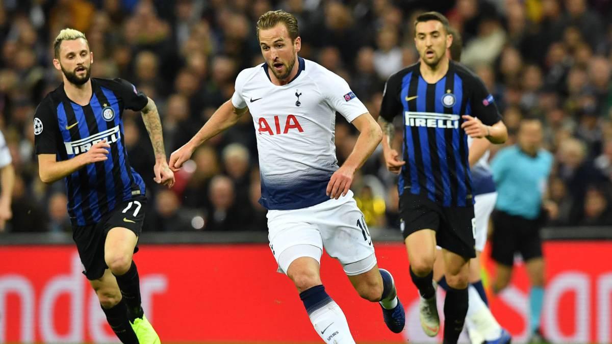 Tottenham 1-0 Inter  goles 2ffc2224f005a
