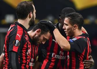 Del susto a la remontada: el Milán ya acaricia el pase
