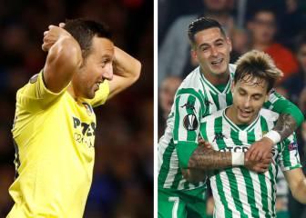 El Sevilla y el Villarreal se la juegan en la última jornada