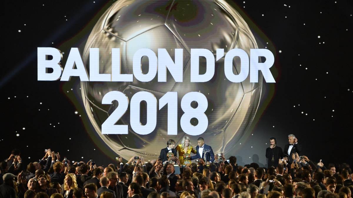 El Balón de Oro  así fueron todos los votos - AS.com 741f6d190cec4