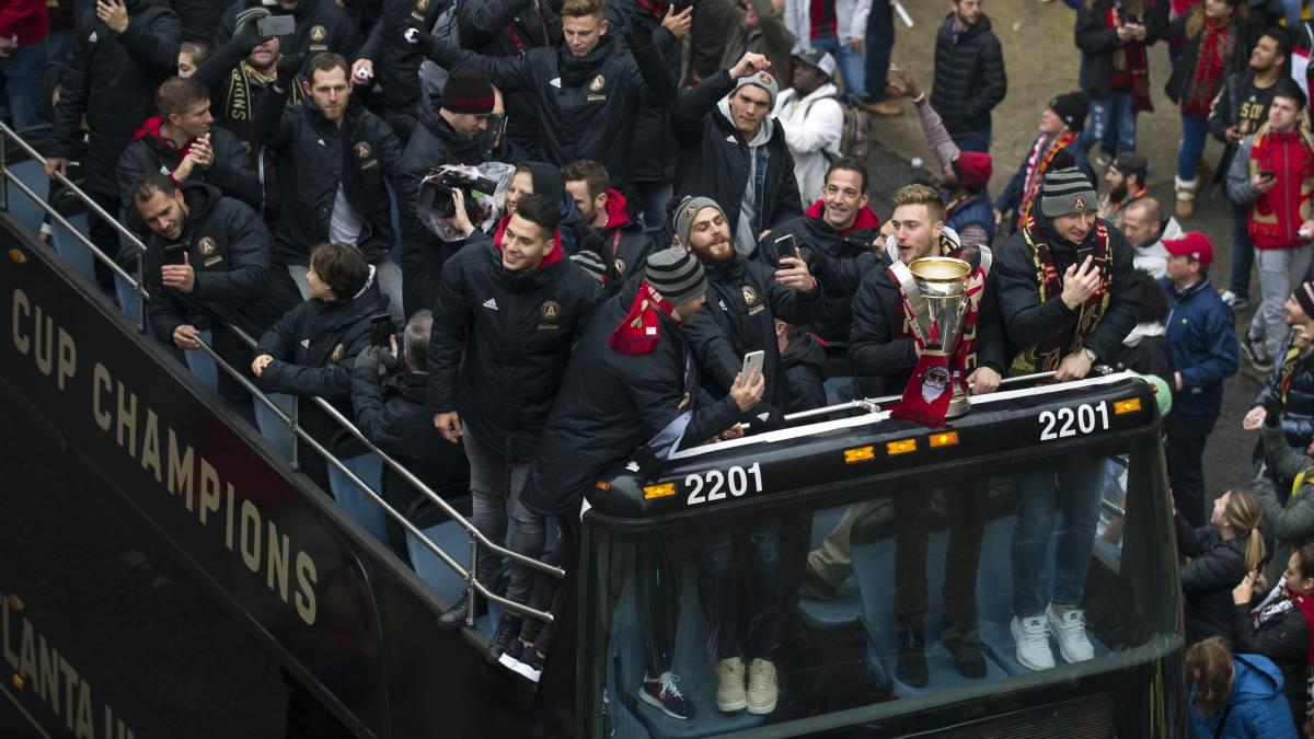 El Atlanta United  dos años de historia y un título de MLS d0e0854f07fe7