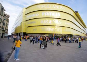 El Villarreal-Spartak de Moscú, declarado de alto riesgo