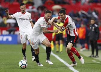 Athletic y Sevilla se verán tres veces en una semana