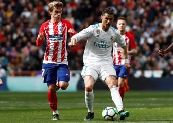 Cristiano vuelve a medirse al Atlético: 22 goles en 31 partidos