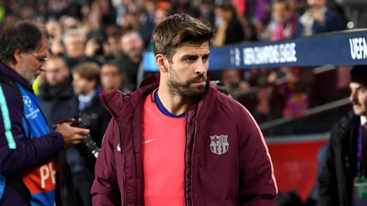 Barcelona FC Andorra y Piqué  el 3 de enero día del anuncio oficial ... 34665491d9f