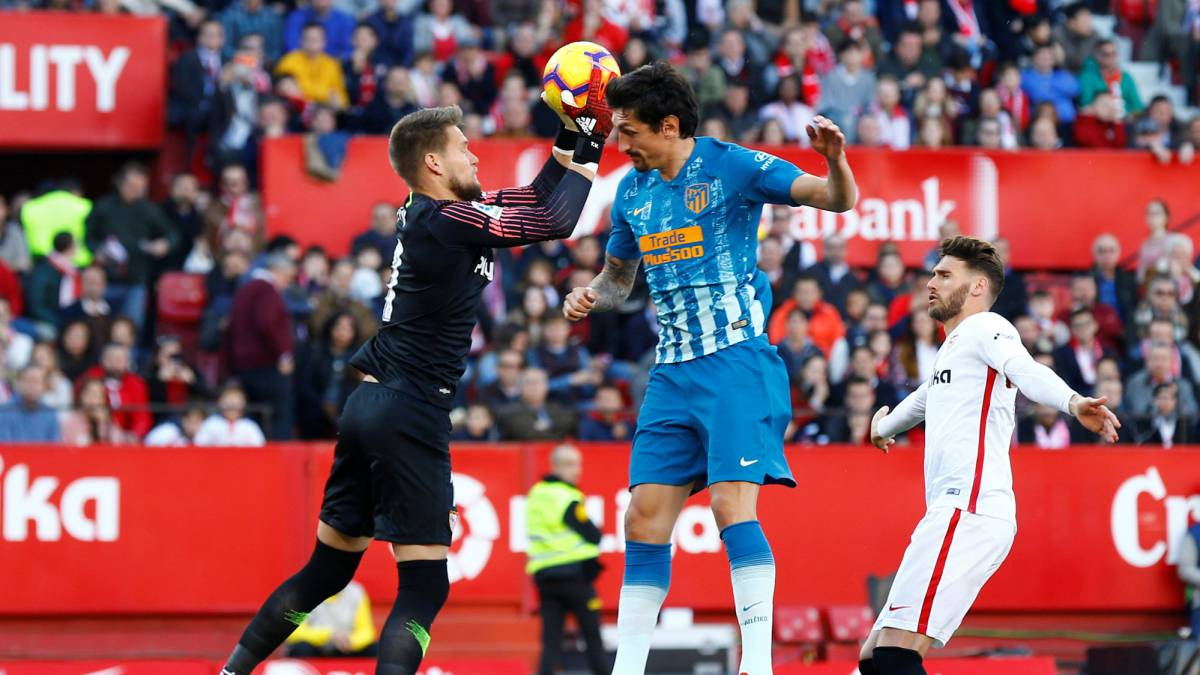 Sevilla - Atlético en directo  LaLiga Santander bab30fb6f3aa6