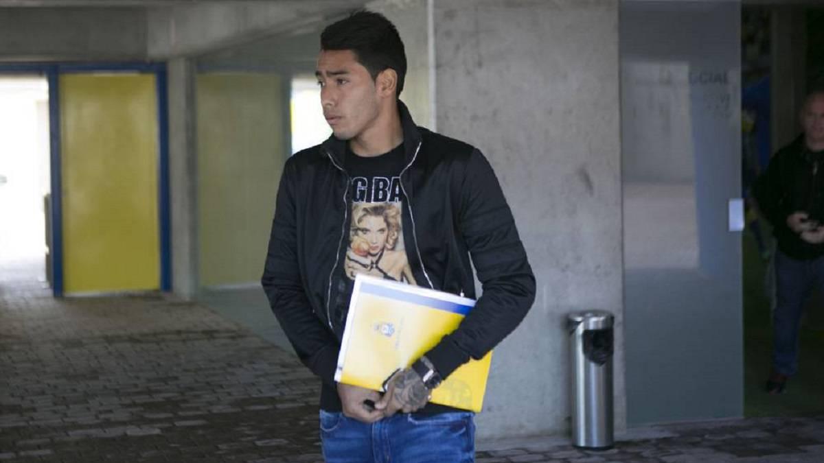 Sergio Araujo ya tiene el visado de trabajo y regresa - AS.com fcc4e01472d72