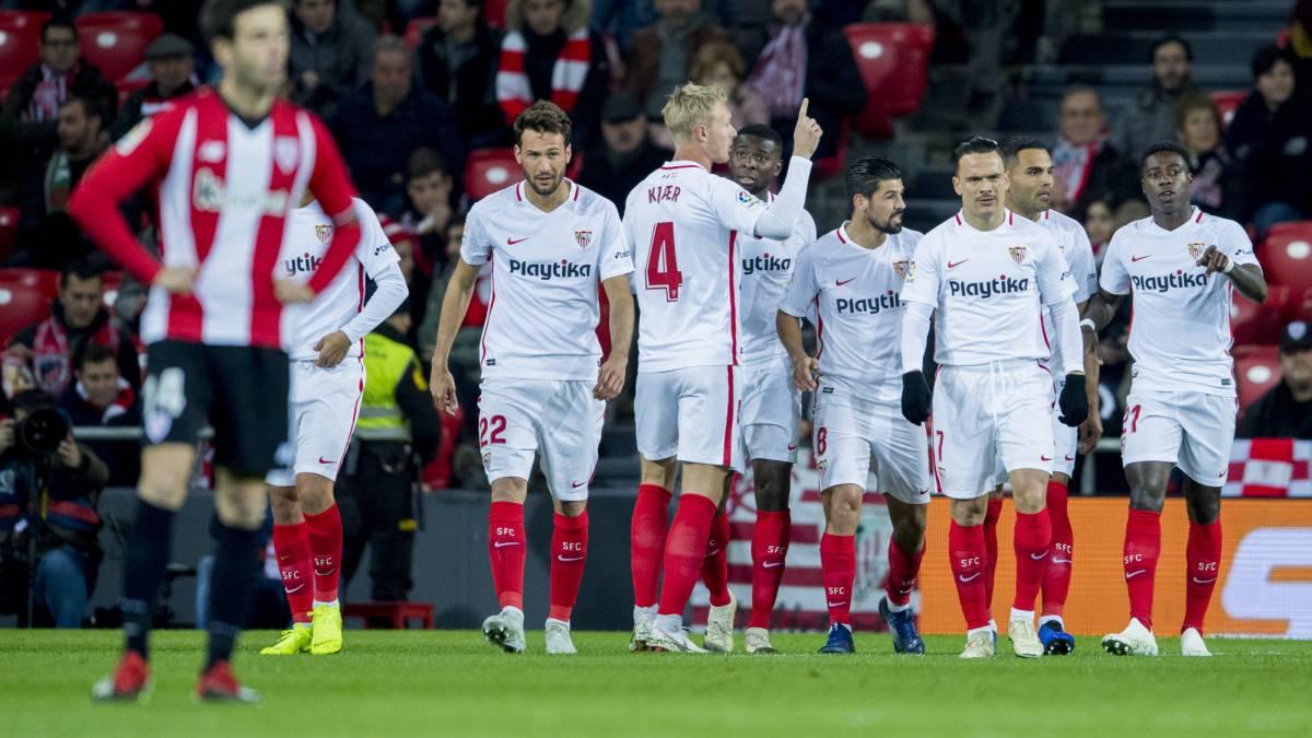 Cómo y dónde seguir en directo por televisión y online el Athletic vs  Sevilla 8d69d6cf6911c