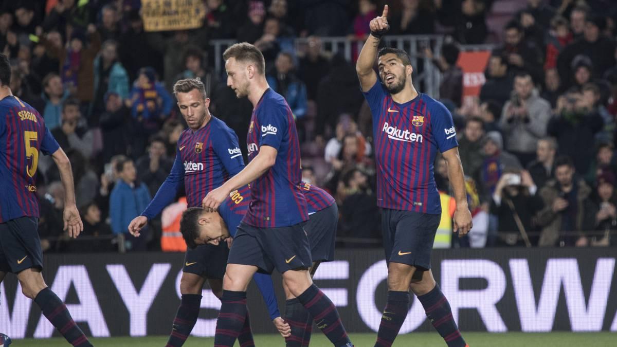 Barcelona  Las notas del Barça en la primera vuelta - AS.com a78f51e066116