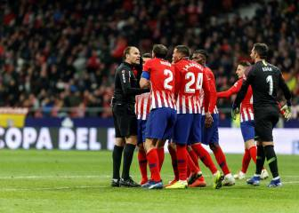 'Wandazo' del Girona en Copa