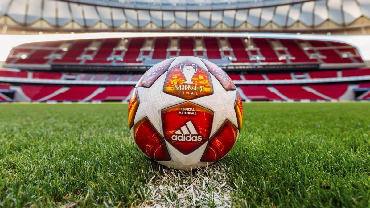 Así es el  Madrid Finale 19   el balón de la final del Wanda - AS.com 4eb72d91a76ca