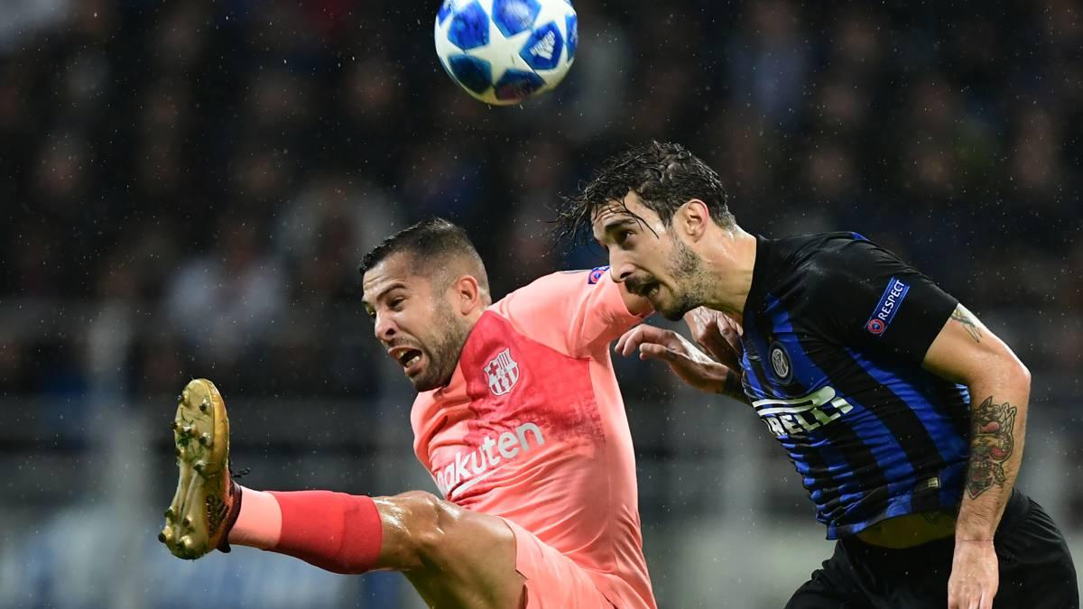 Atlético de Madrid  Vrsaljko no arranca en un Inter que duda si comprar  todo el pase - AS.com 29bc9e66ba078