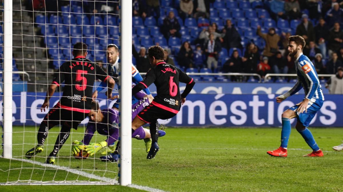 El Tenerife busca ahora enlazar dos victorias consecutivas