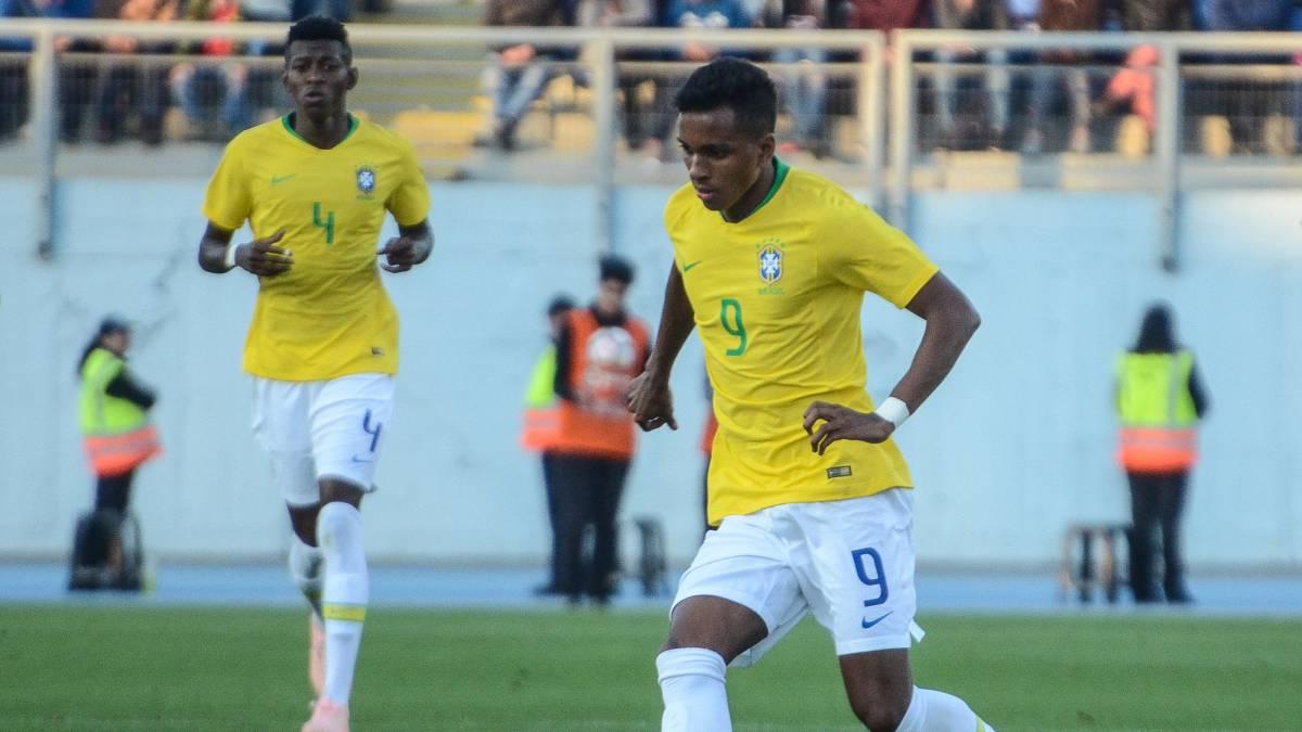 b6b18ea273898 Brasil - Ecuador en directo  el Sudamericano Sub-20
