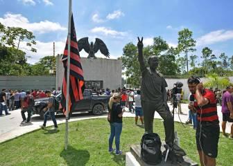 Tragedia del Flamengo: identifican las víctimas