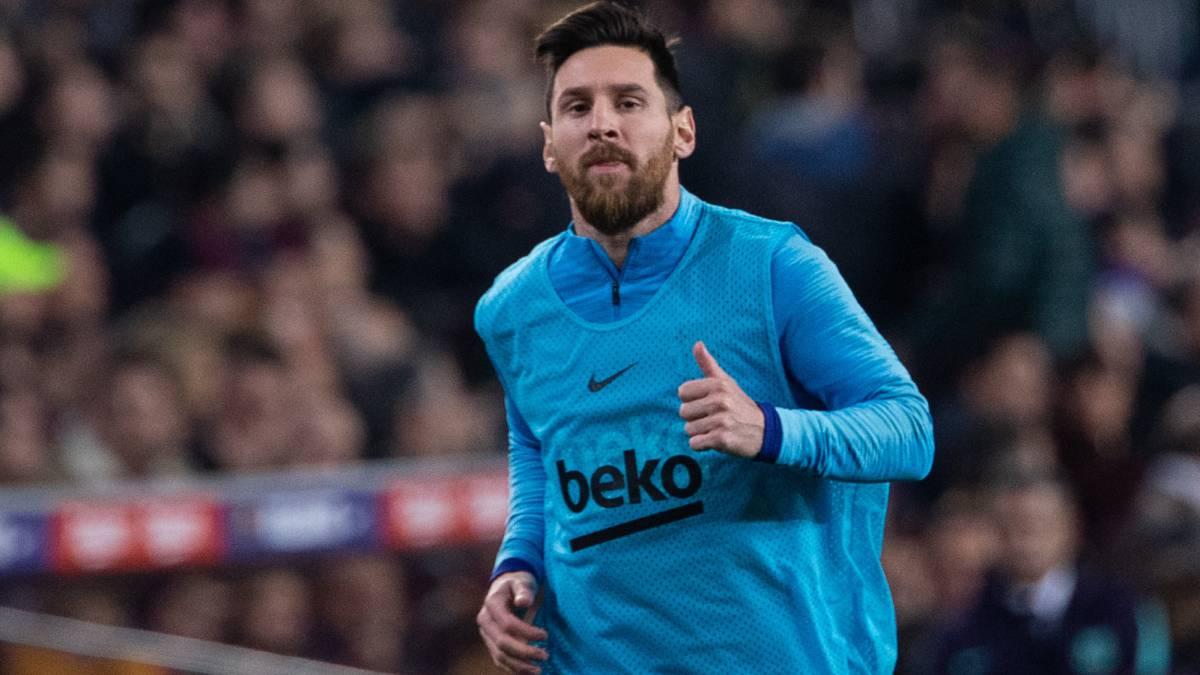 Messi a doubt for Barcelona eba3b8e432e