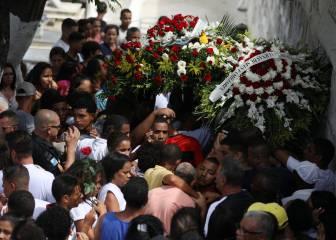 La alcaldía de Río de Janeiro cierra el centro de entrenamiento del Vasco da Gama