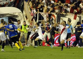Rayo, Villarreal y descenso... ¿Qué fue del once del Tamudazo?