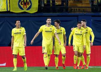 Gerard Moreno recibe el alta y el Villarreal ya sueña en cuartos