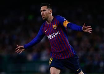 Messi firma otra exhibición al otro lado del Guadalquivir