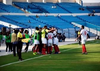 Guinea Ecuatorial consigue ganar por primera vez a domicilio