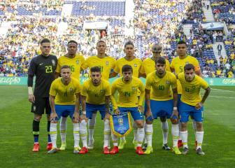 1x1 de Brasil: Militao dejó dudas y Coutinho no levanta cabeza