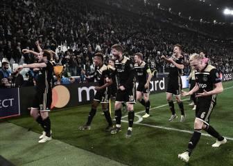 La predicción del Ajax se cumplió