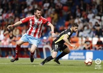 Vadillo y Ramos reinan en el Anxo Carro y ponen segundo al Granada