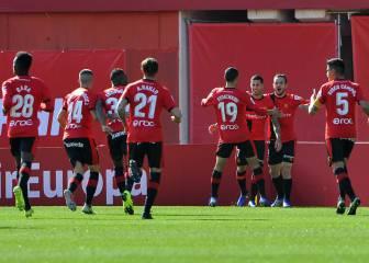 Lago Junior amplía la ventaja para el Mallorca de penalti