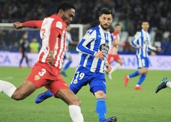 Deportivo - Extremadura en directo: LaLiga 1I2I3 en vivo