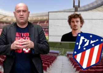 La traición de Griezmann al Atlético explicada paso a paso