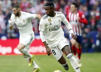 El Madrid descarta que Vinicius esté en el playoff del Castilla
