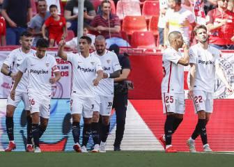 El Sevilla aprueba curso y el Athletic cae de Europa