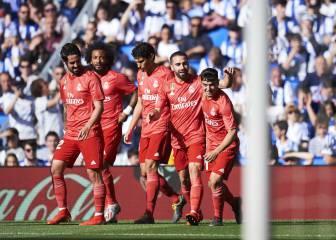 Un partido para intentar no ser el peor Madrid goleador del siglo