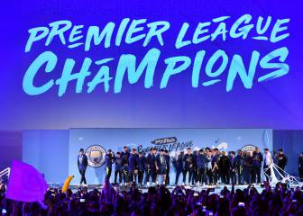 Histórico: las cinco grandes ligas de Europa repiten campeón