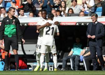 Zidane muestra fe en Brahim y desprende dudas sobre Vinicius