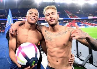 Al Real Madrid le salen las cuentas con Neymar y Mbappé