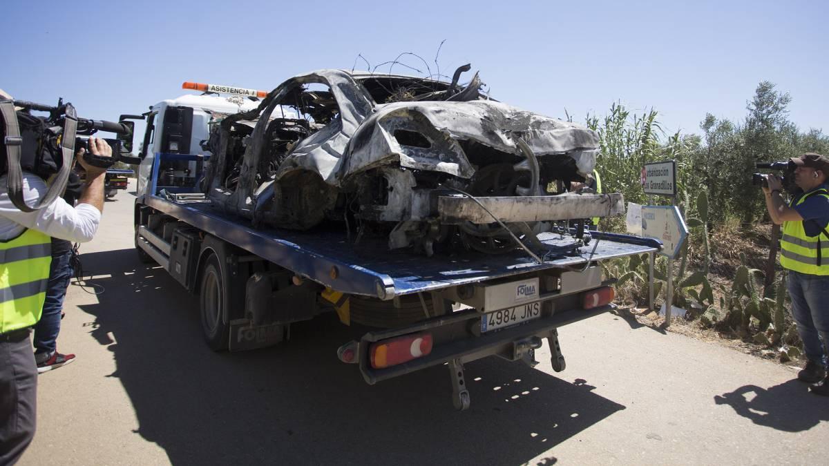 José Antonio Reyes dies in a traffic accident - Sports News