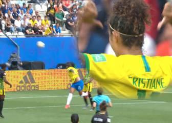 Fuera prejuicios ya: los 2 goles que confirman el excelso nivel del Mundial femenino