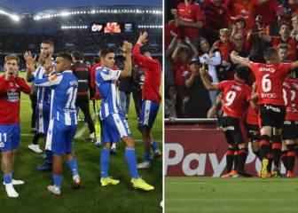 El Deportivo y el Mallorca se juegan 40M€ en la final