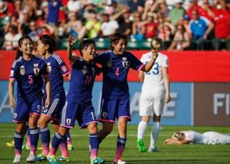 El Japón-Inglaterra recrea la semifinal del Mundial de Canadá