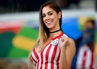 Copa América: la fiesta de la grada en imágenes