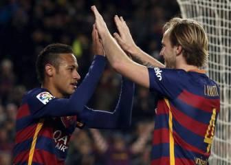 Rakitic, elemento bisagra en la operación Neymar