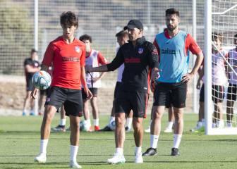 Simeone no ve claro el fichaje de James para el Atlético