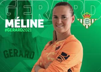 Meline Gerard, cuarto fichaje para el nuevo proyecto del Betis