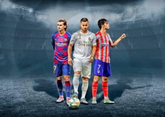 Especial AS LaLiga Santander: jugadores, equipos, tácticas...