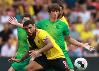 Injusta derrota de la Real Sociedad contra el Watford